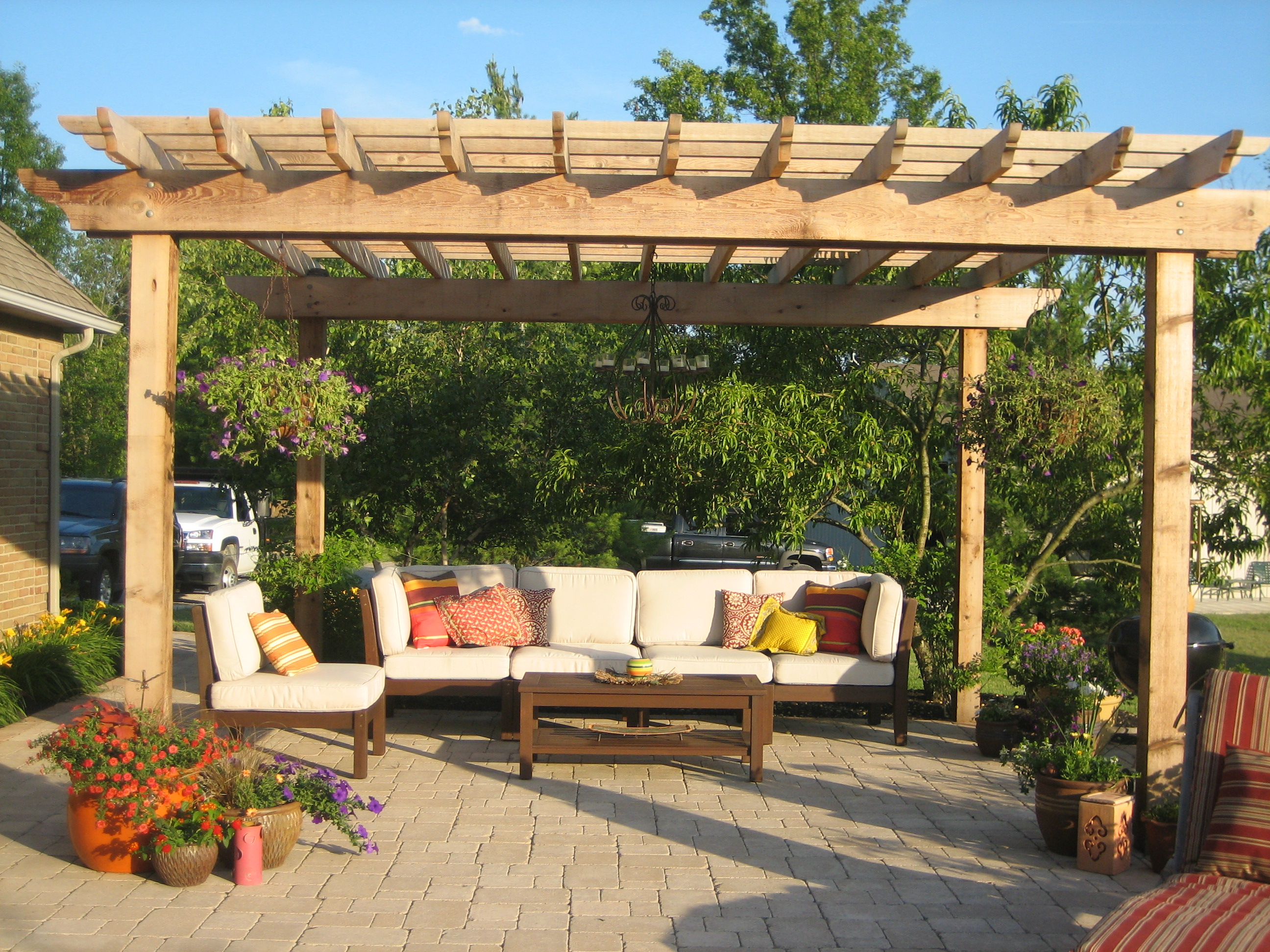 Picture Perfect Patio Heflin Remodeling